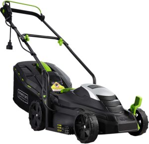 American Amp Corded Electric Lawn Mower