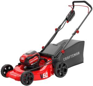 CRAFTSMAN V60 3-IN-1 Cordless Lawn Mower
