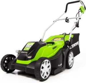 Greenworks 14 inch 9AMp Corded Electric Lawn Mower