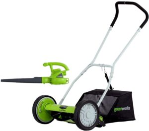 Greenworks 16inch Lawn Mower