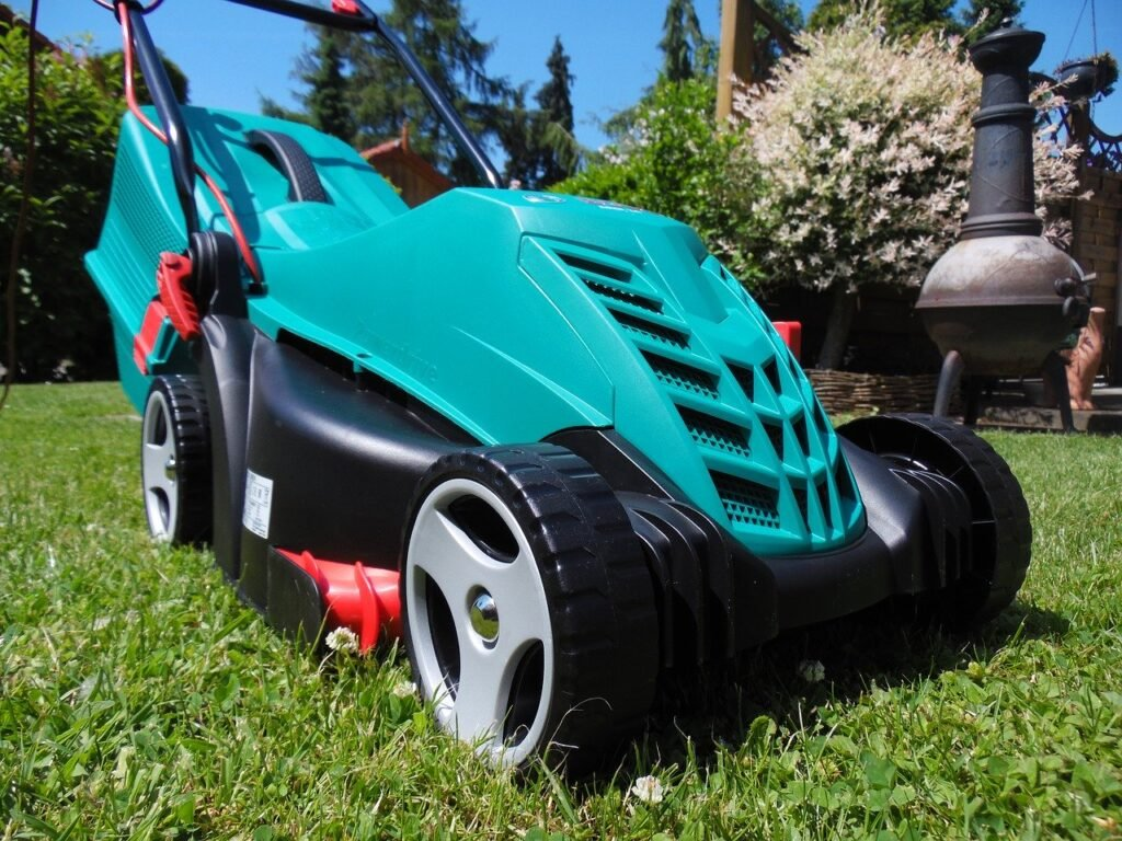 best lawn mowers under 100