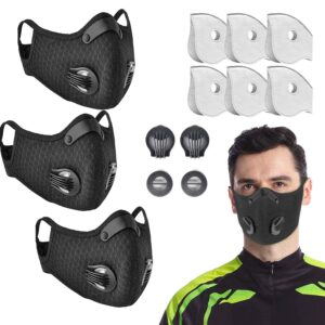 3 Pack Dust Mask By Undwider