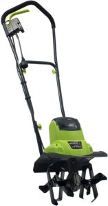 Earthwise Tc70065 6.5-Amp 11-Inch Corded Electric Tiller