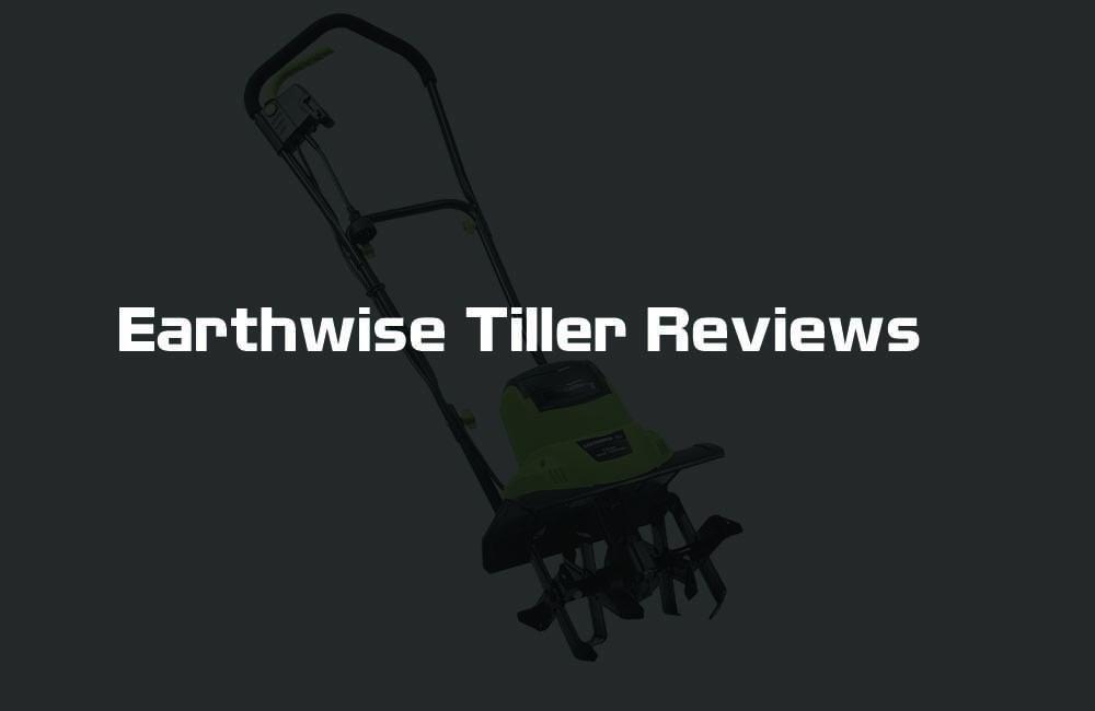 Earthwise Tiller Reviews