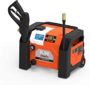 Yard Force YF1600A1 Compact Electric Pressure Washer